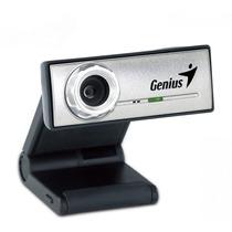 Cámara Web Genius Islim 300x 8mp Con Video Instantáneo
