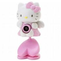 Web Cam Hello Kitty Camara Computadora Pc Laptop Regalo Niña