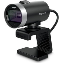 Camara Web Microsoft Cinema Hd Microfono Pc Laptop Usb Ccc