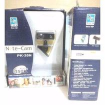 Camara Web Pk 35n Sin Micrófono Usb (mercado Pago) Nuevas