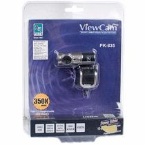 Camara Web Pk 835 Con Micrófono Usb (mercado Pago) Nuevas