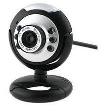 Camara Web Microfono Usb Led Vision Nocturna Laptop 3mp