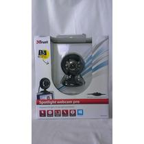 Camara Web Con Microfono1280 X 1024 Pixel Y Led Trust