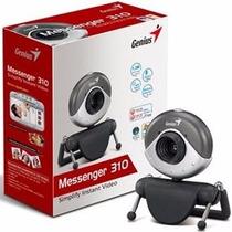 Camara Web Genius 310 Con Microfono