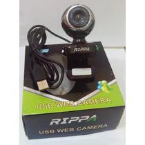 Camara Web Webcam Para Computador Marca Rippa