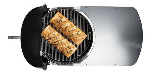 weber asador de carbón performer premium 22 negro - 15401001