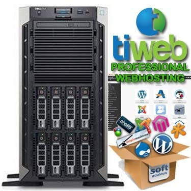 webhosting profesional para tu pagina web - hospedaje