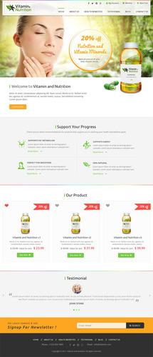 website profissional! https + domínio + hospedagem + e-mail