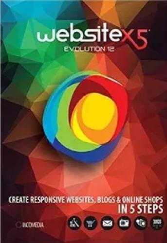 website x5 professional 17.0.12 v2019 lançamento!