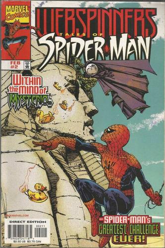 webspinners tales of spider-man 2 marvel bonellihq cx72 g19