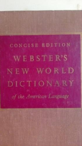 websters new world dictionary español ingles - ingles españo