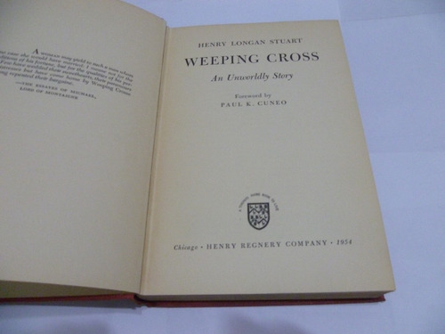 weeping cross