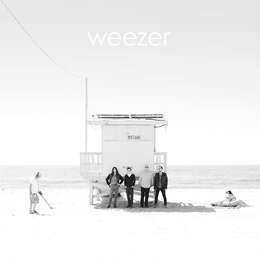 weezer weezer white album importado cd nuevo