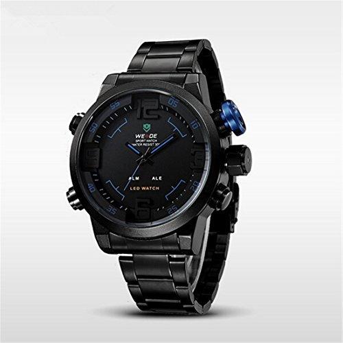 weide reloj pulsera hombres