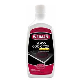 Weiman Glass Cook Top Cleaner, Limpiador Estufa Inducción
