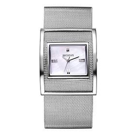b61e58030e4f Reloj Pulsera Nuevo Plateado Marca Vellaccio - Relojes Pulsera en Mercado  Libre Argentina