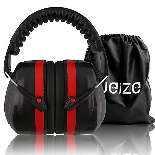 weize seguridad orejeras tiradores de protección auditiva p
