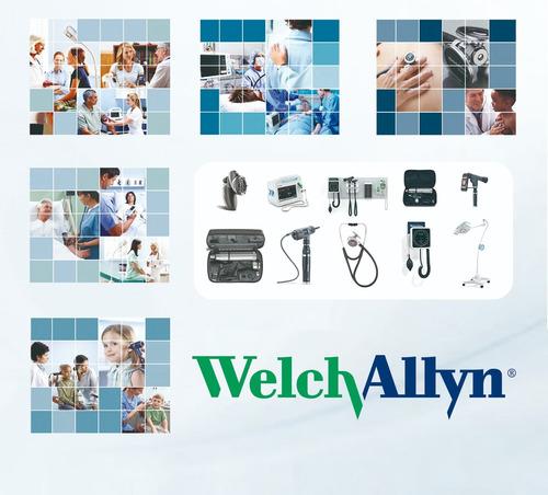 welch allyn otoscopio pocket led 22870 azul