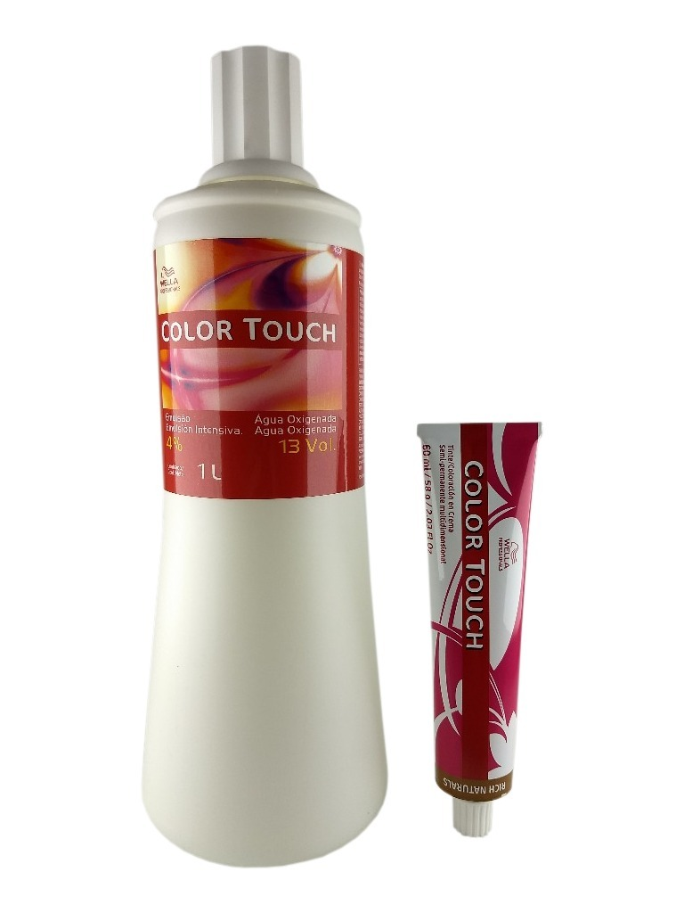 color touch wella
