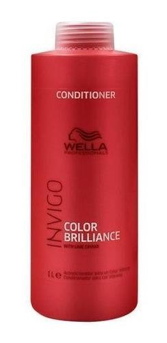 wella condicionador brilliance 1000ml