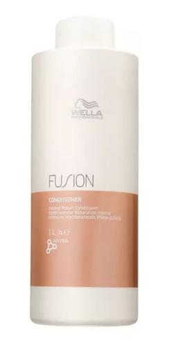 wella condicionador fusion 1l