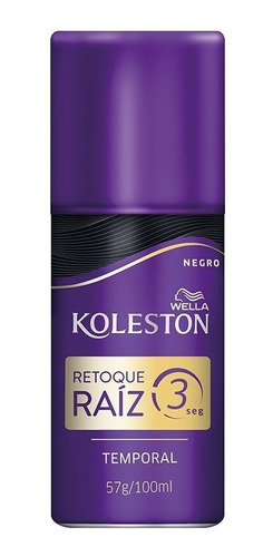 wella koleston retoque raíz 3 spray temporal - 100ml