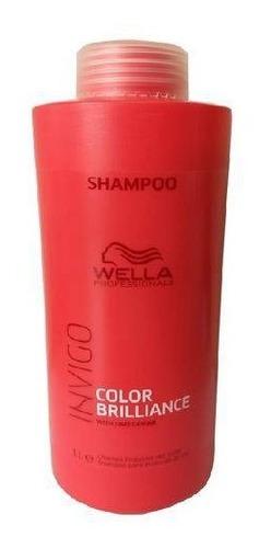 wella shampoo brilliance 1000ml