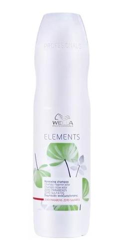 wella shampoo elements renewing 250ml