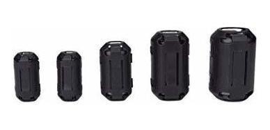 wellcn 26 piezas núcleos de ferrita emi - rfi filtro de ruid