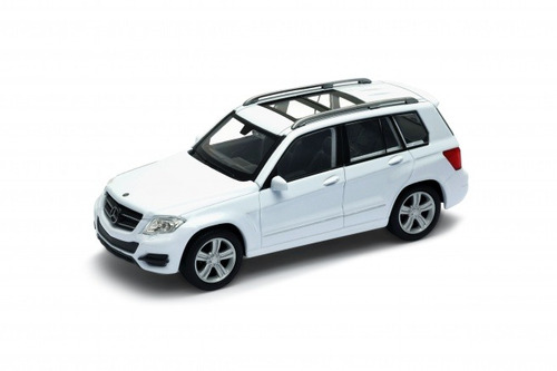 welly 1:36 m benz glk