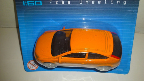 welly collection - ford focus st - escala 1/60