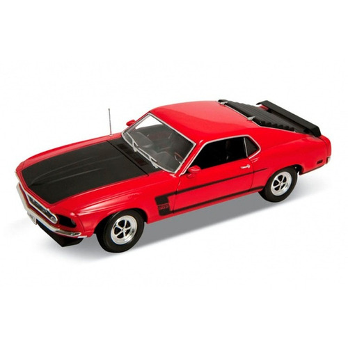 welly ford mustang 1969 1:18 12516