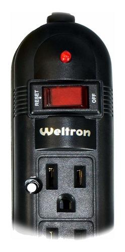 weltron -. sobretensiones mountable protector de 6 pies (wsp