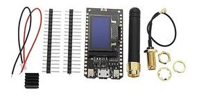 Wemos® TTGO 2Pcs//lot ESP32 SX1276 LoRa 868 915MHz Bluetooth WI-FI Lora