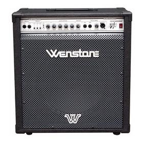 Wenstone Be-1200 - Combo Amplificador P/ Bajo 120w