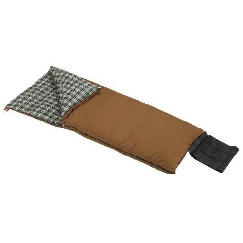 wenzel grande bolsa de dormir de 0 grados
