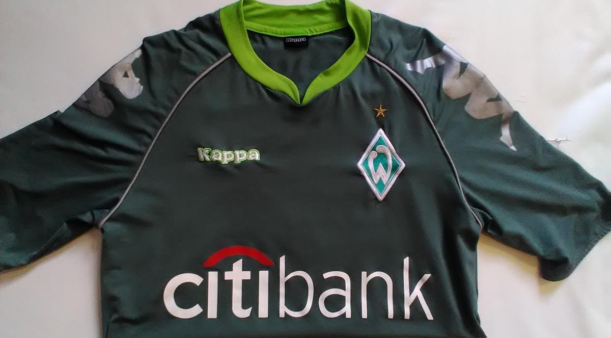 Camisa Werder Bremen Kappa Oficial Tamanho P - R  129 d4004a06b7893