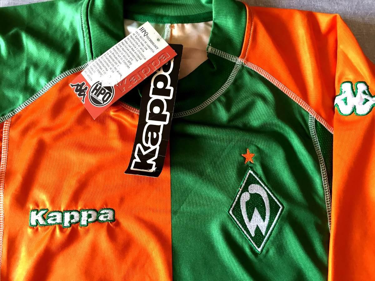 Camisa Werder Bremen 2005-06 Klose  11 Kappa Oficial - R  279 1d76e2ee98ec9