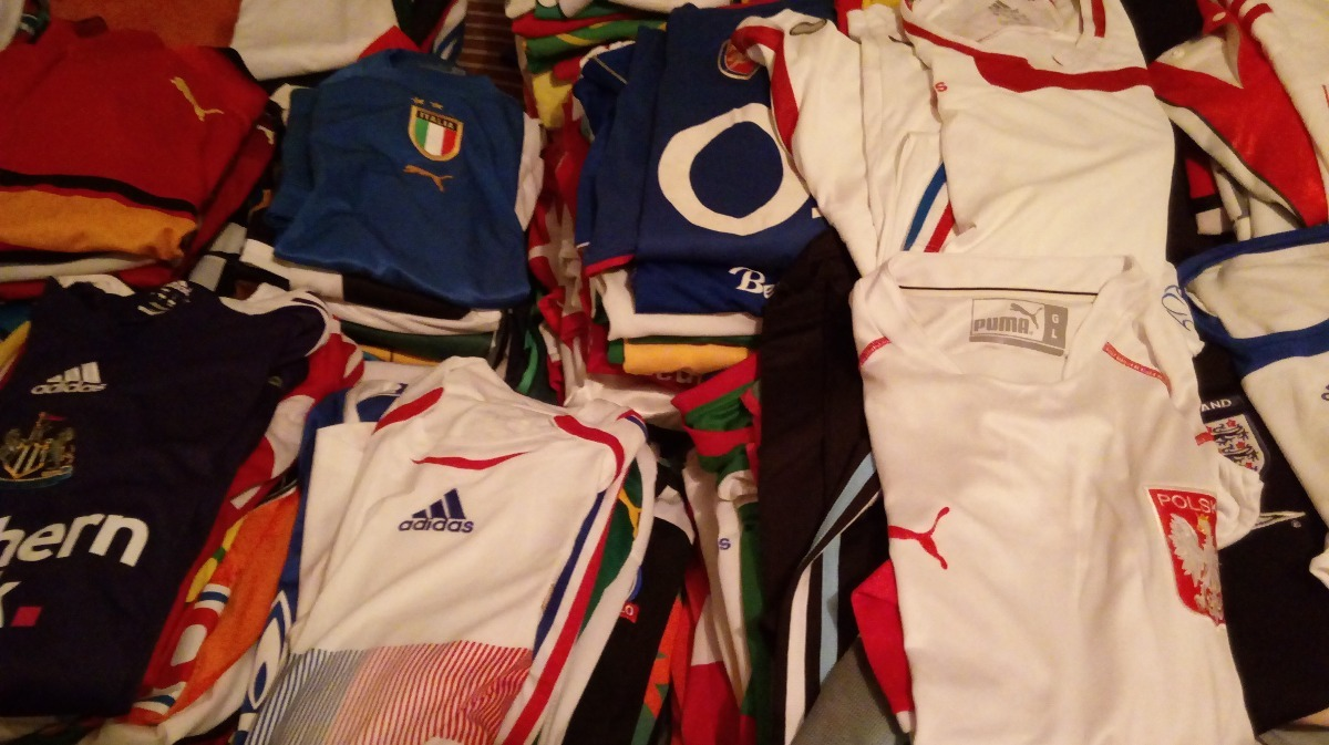 Camisa Werder Bremen Da Alemanha Tamanho G Kappa - R  120 88a5a8f51375f