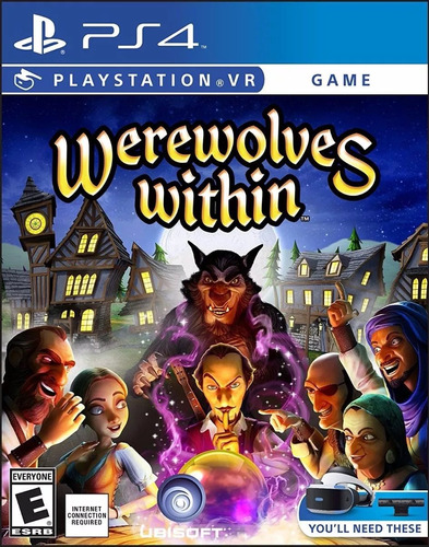 werewolves within vr ps4 nuevo fisico en palermo jazz pc