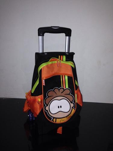 wero   mochila   de gusanitos  $1290.00