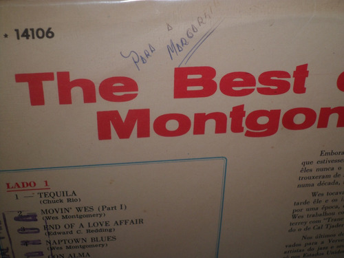 wes montgomery - the best of