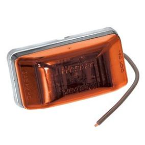 Orange Hose /& Stainless Red Banjos Pro Braking PBR4567-ORA-RED Rear Braided Brake Line