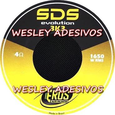 wesley adesivos