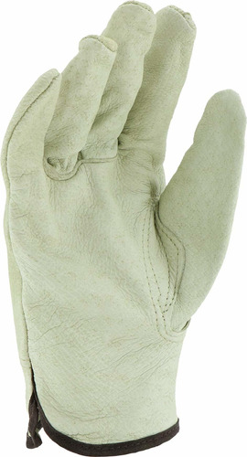 12 West Chester Protective PremiumGrain Pigskin Leather Driver Gloves 9940K//XL