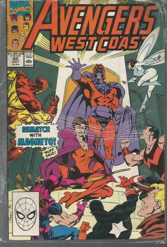 west coast avengers 60 - marvel - bonellihq cx177a b18