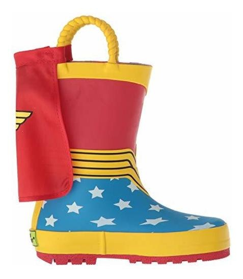 fd677b7b Western Chief Kids Wonder Woman Rain Boot