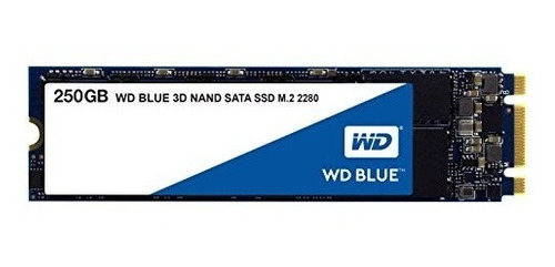 western digital 250 gb 3d nand pc ssd sata iii 6 gb / s m.2
