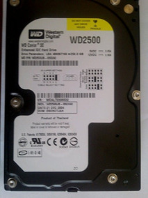 WD2500JB DOWNLOAD DRIVER