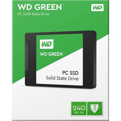 western digital disco ssd green 240gb
